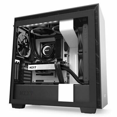 NZXT H710i White/Black
