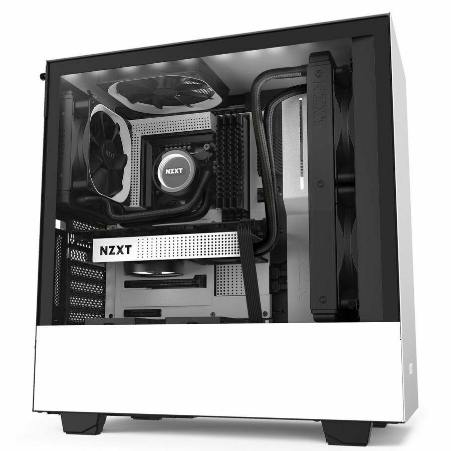 NZXT H510i White/Black