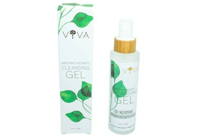 Aromatherapy Cleansing Gel By Viva