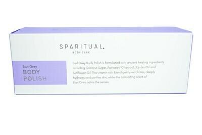Earl Grey Body Polish By Sparitual
