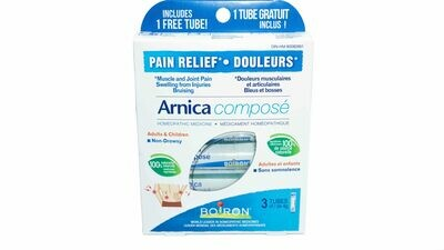 Arnica Compose (3 Tubes) By Boiron