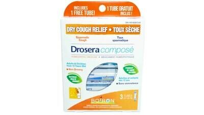 Drosera Compose (3 Tubes) By Boiron