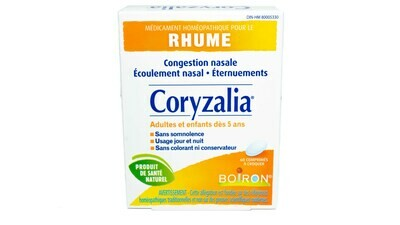 Coryzalia Tab (60) By Boiron
