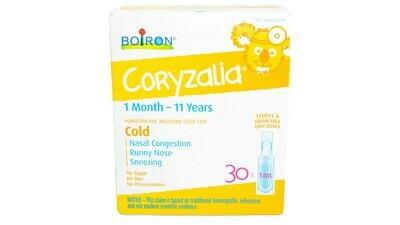 Coryzalia (30D) By Boiron