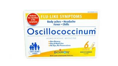 Oscillococcinum (6D) By Boiron