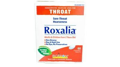 Roxalia Tab (60) By Boiron