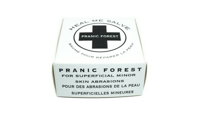 Heal Me Salve By Pranic Forest