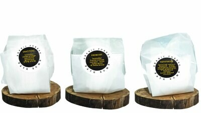 Luxurious Bath Bombs By Pranic Forest