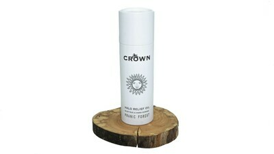 Crown Headache Relief By Pranic Forest