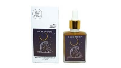 Dark Moon ~ Restorative Sleep Tincture By Wild Return