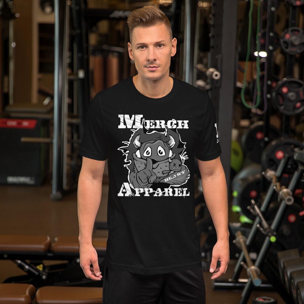 Merch.Beast.Apparel Fan Gear Short-Sleeve Unisex T-Shirt