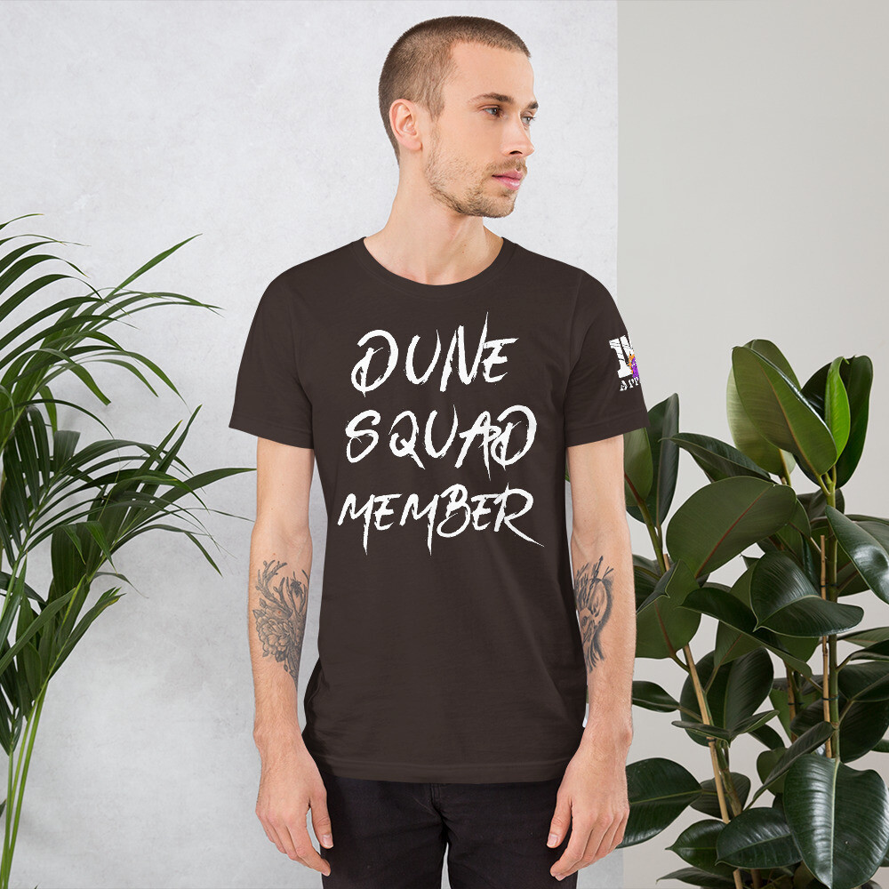 Dune Squad Member Short-Sleeve Unisex T-Shirt