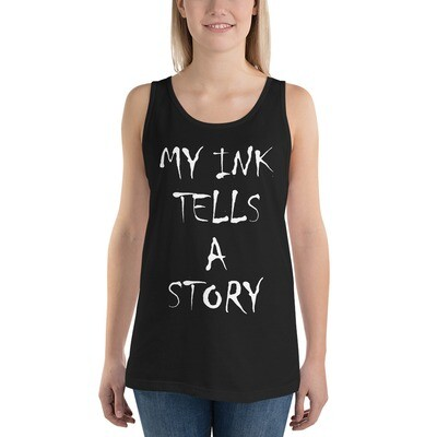 Tattooed Expressions Unisex Tank Top