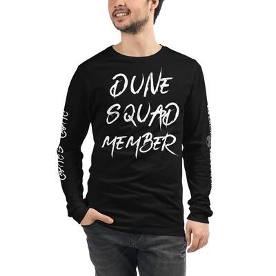 Dune Squad Quad Member Unisex Long Sleeve Tee