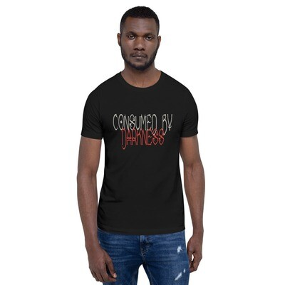 Consumed by Darkness Short-Sleeve Unisex T-Shirt