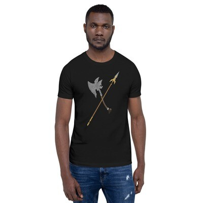 Battle Weapons Short-Sleeve Unisex T-Shirt