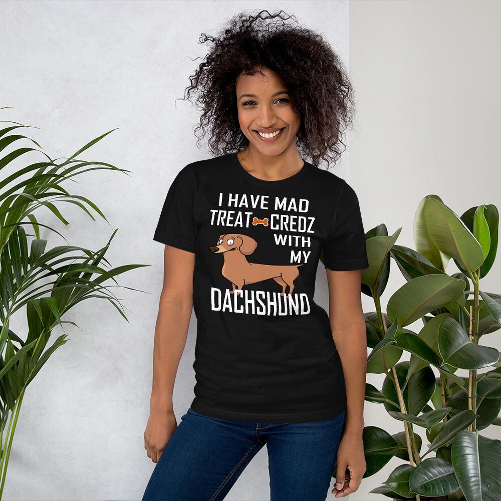 Dachshund Dog Lover Short-Sleeve Unisex T-Shirt