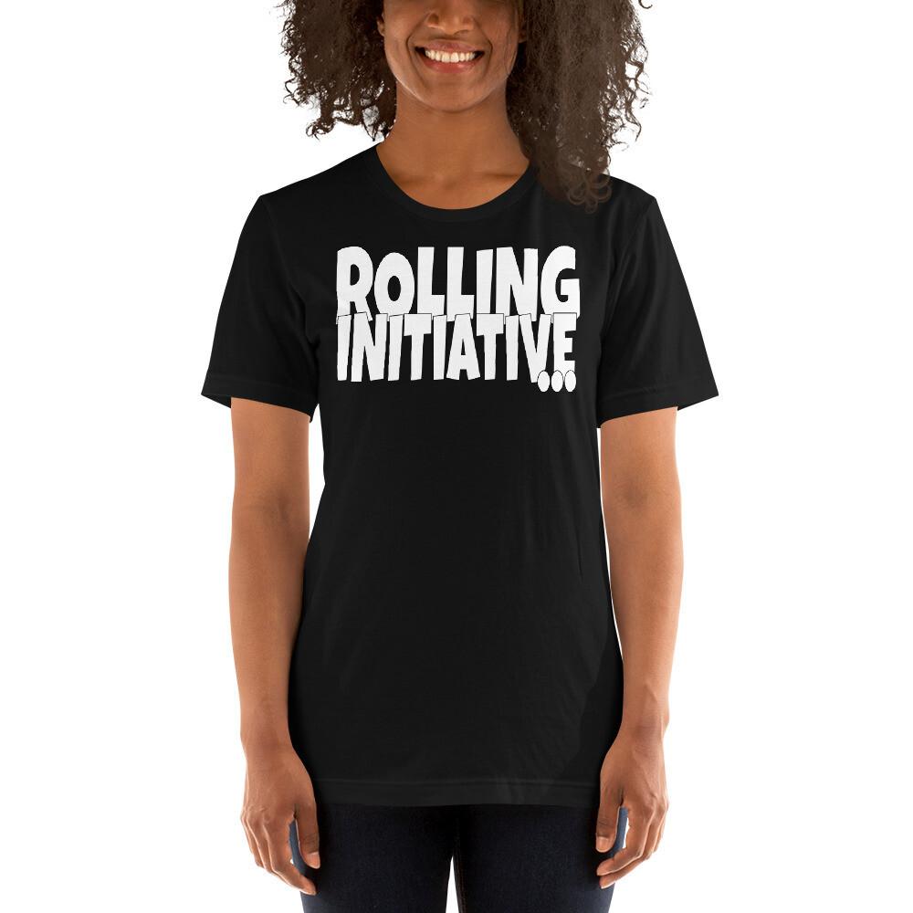 Rolling Initiative Short-Sleeve Unisex T-Shirt