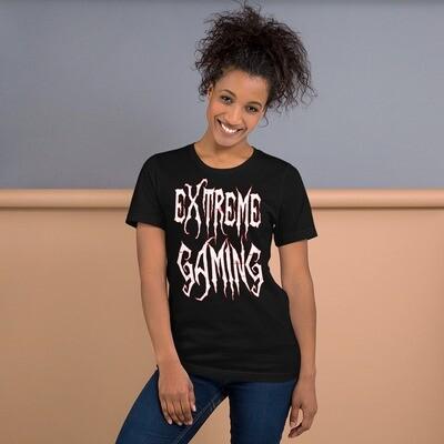 Extreme Gaming Short-Sleeve Unisex T-Shirt