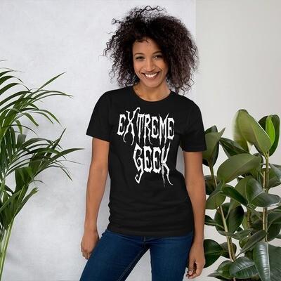 Extreme Geek Short-Sleeve Unisex T-Shirt