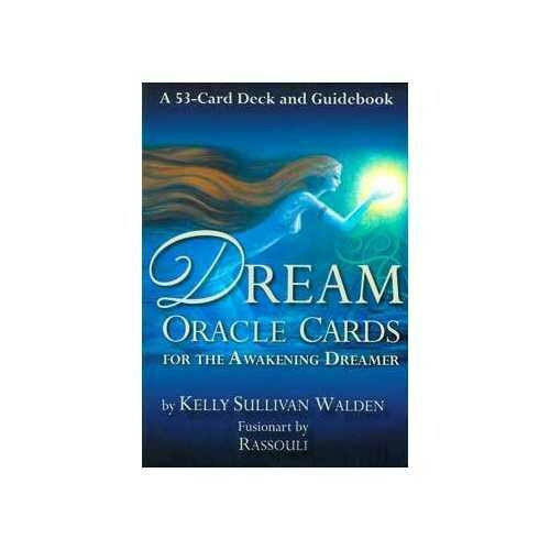 Dream Oracle cards by Kelly Walden