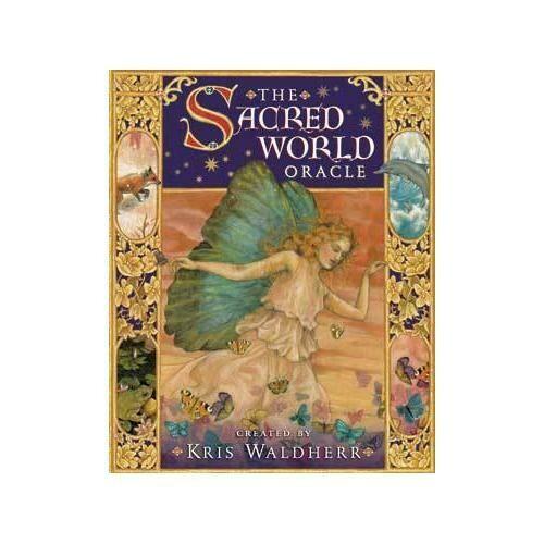 Sacred World oracle by Kris Waldherr