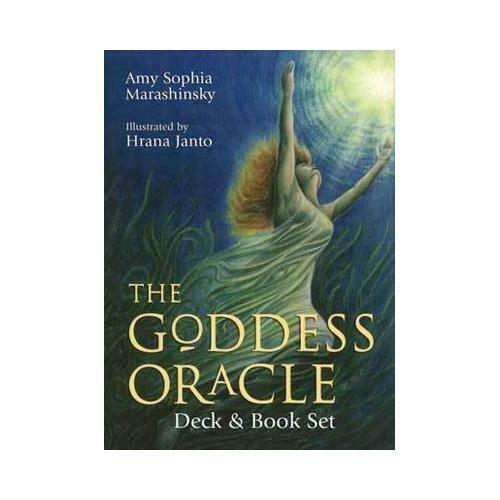 Goddess Oracle set by Amy Sophia Marashinsky & Hrana Janto