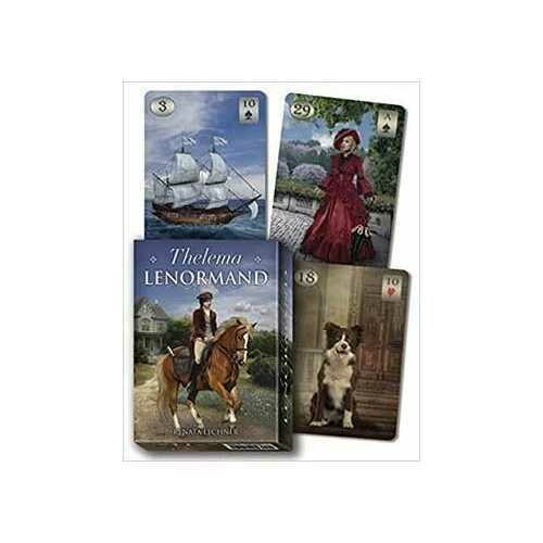 Thelema Lenormand deck by Rena Lechner