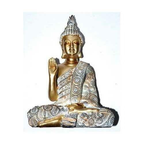 """9 1/2"""" Buddha rhinestone sash"""
