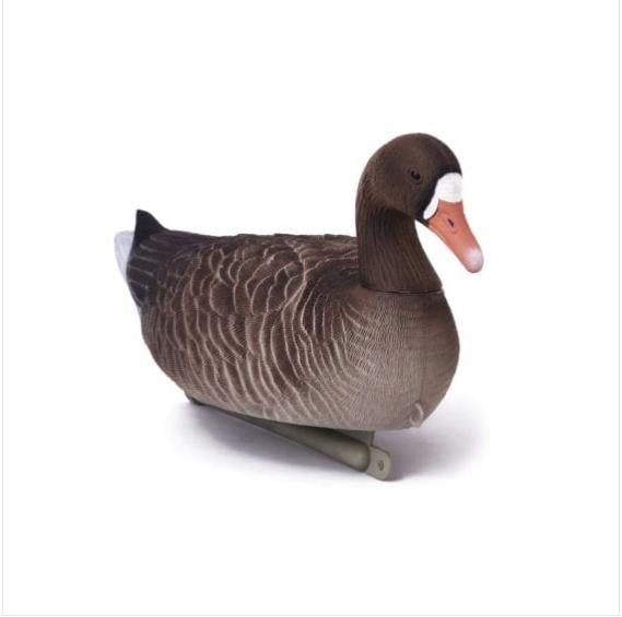 Чучела белолобого гуся (плавающий) Softplast®