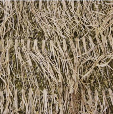 Полотно маскировочное с травой рафия 3 х 1,5 м.