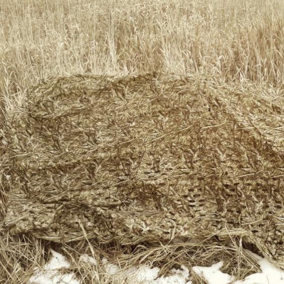 Маскировочная сеть светлый камыш