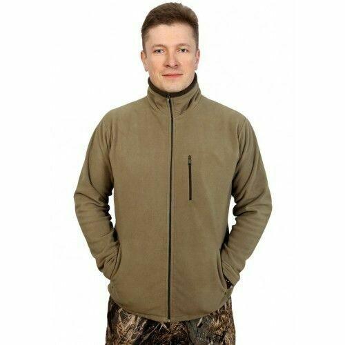 Куртка флисовая КОМФОРТ