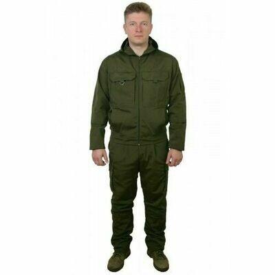 Летний легкий костюм Вита с защитой от клещей