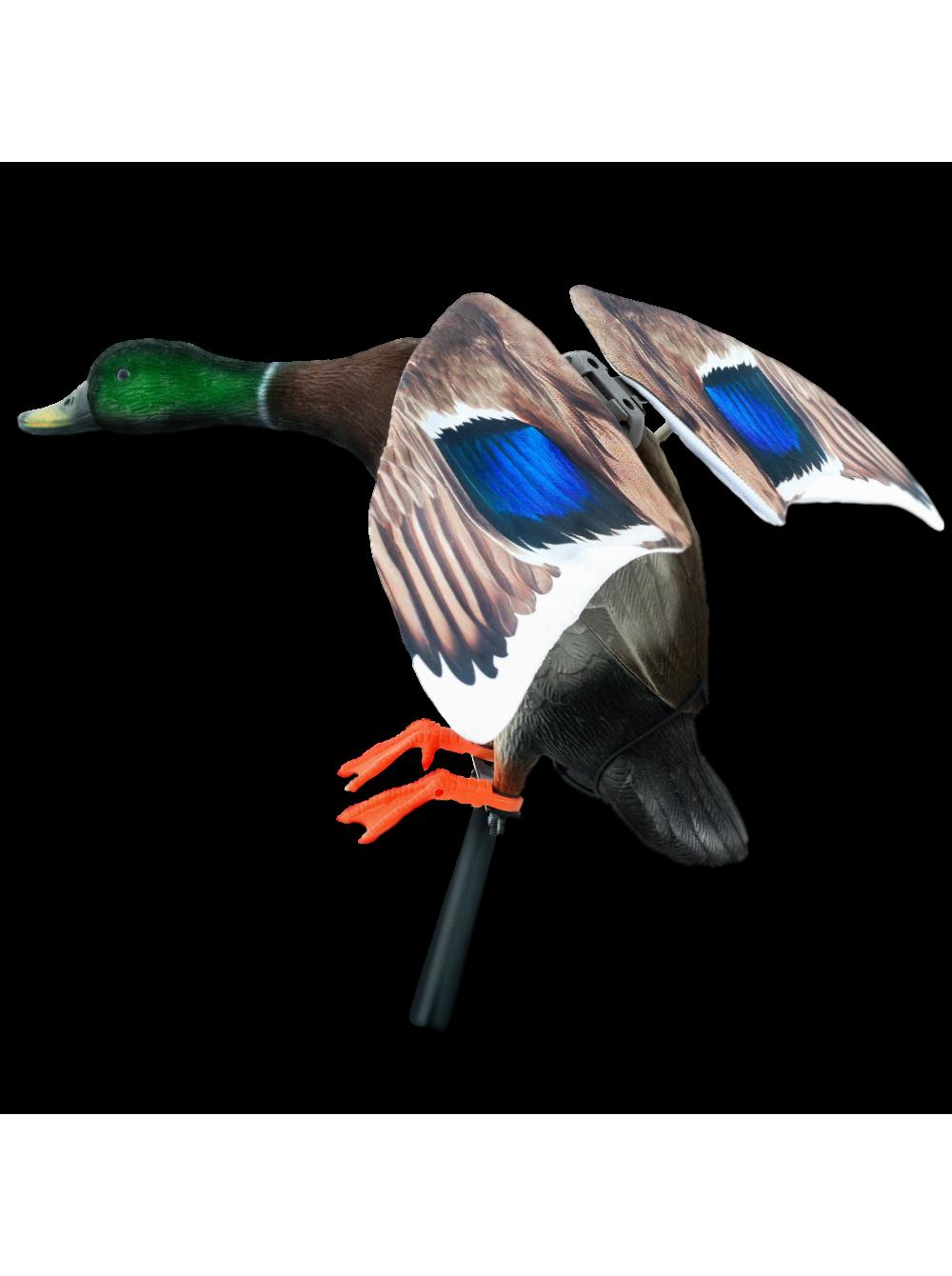 Чучело селезня электромеханическое Lucky Duck