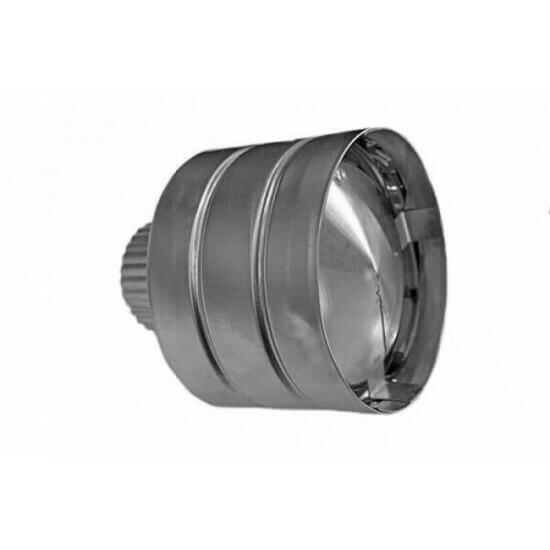 Дефлектор 80 мм