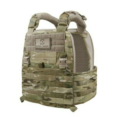 Плитоносец StichProfi, Defense mod.1 (molle) (Multicam)