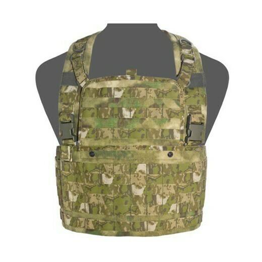 База тактического разгрузочного жилета 901 Elite Ops Base Warrior Assault Systems, A-TACS FG