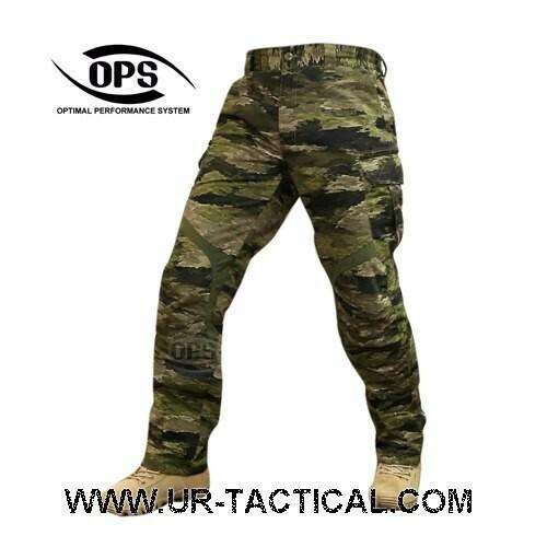 Брюки UR-Tactical OPS Stealth Warrior Pants, A-TACS IX
