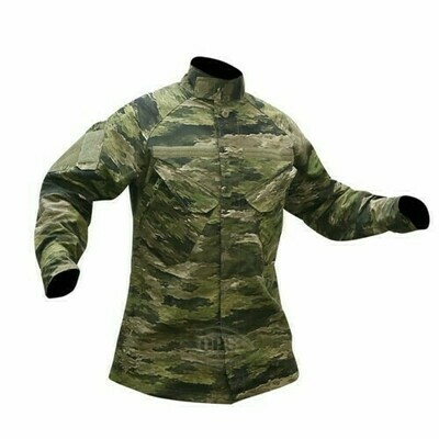 Боевая рубашка UR-Tactical OPS Battle Shirt, A-TACS IX