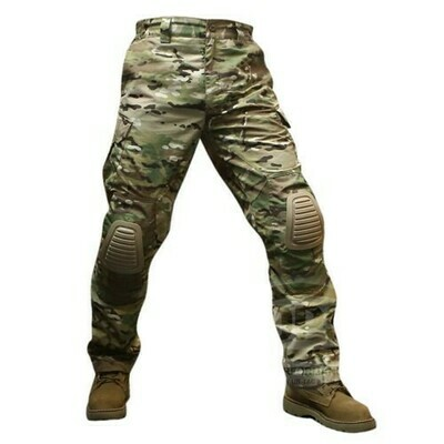 Боевые брюки UR-Tactical OPS Advanced FR Pants, Multicam