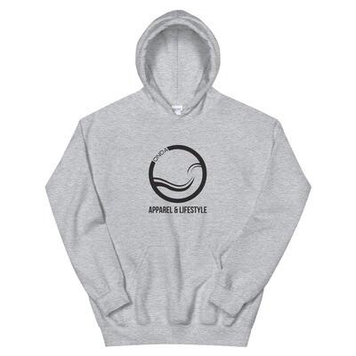 "Onda ""Apparel and Lifestyle"" Logo Men's Hoodie"