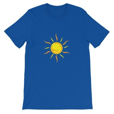 "Onda ""Sun Rays"" Men's T-Shirt"