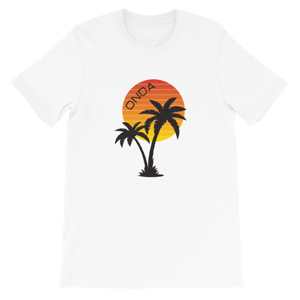 "Onda ""Sunset Palm"" Women's T-Shirt"