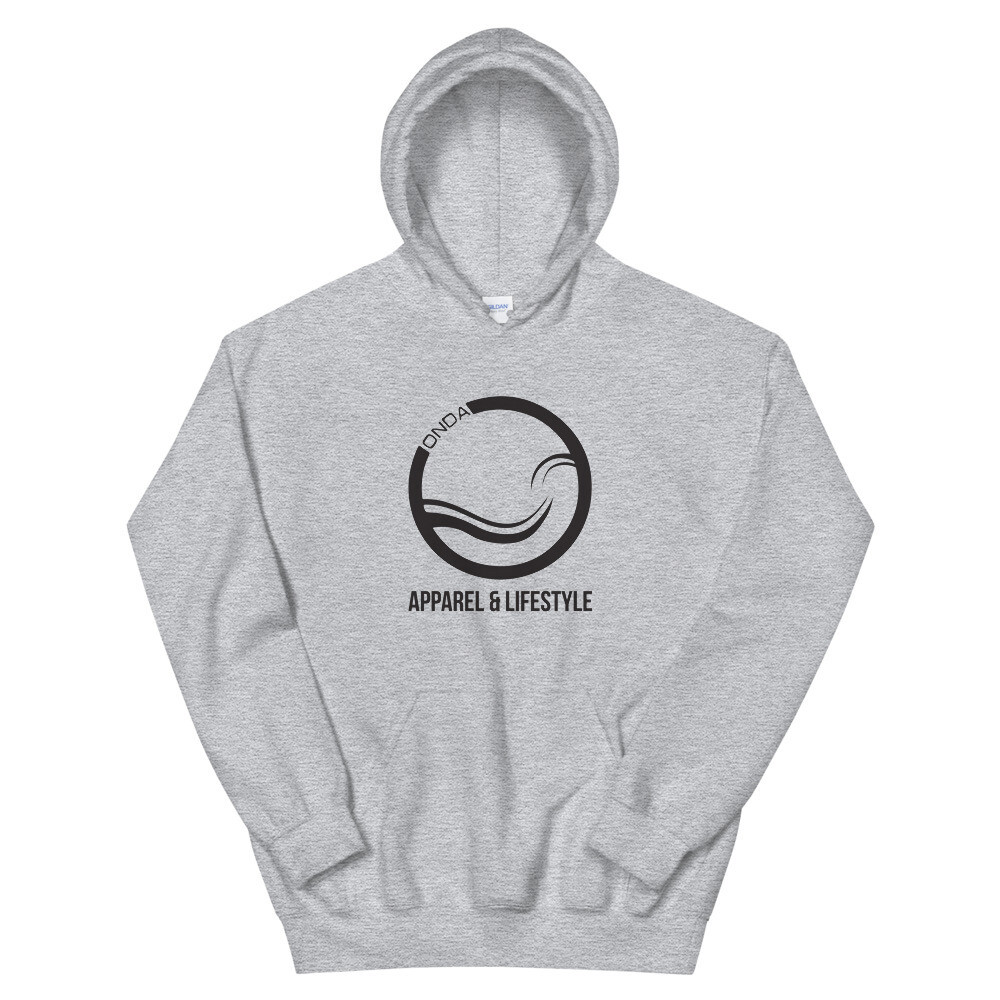 "Onda ""Apparel and Lifestyle"" Logo Women's Hoodie"
