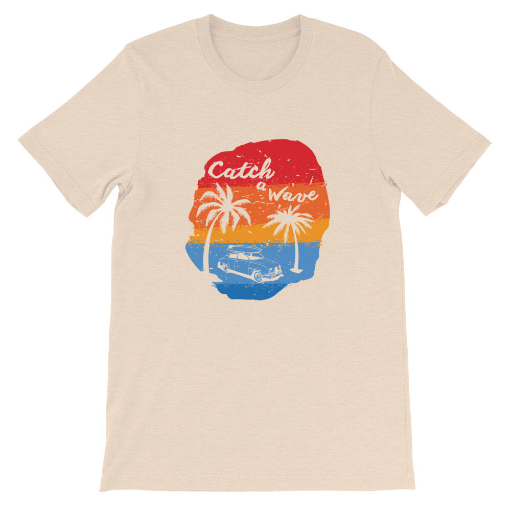 "Onda ""Catch a Wave"" Women's T-Shirt"