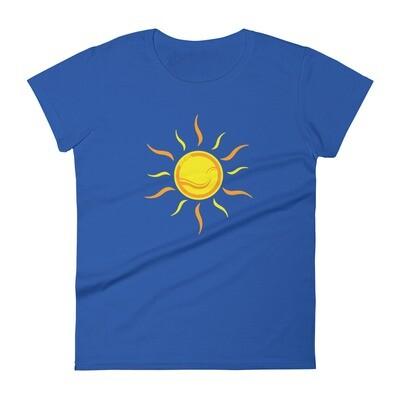 "Onda ""Sun Rays"" Women's T-Shirt"
