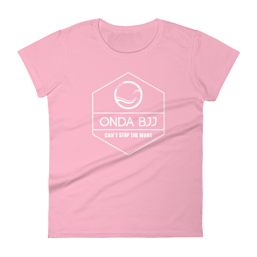 "Onda BJJ ""Geometric"" Women's T-Shirt"