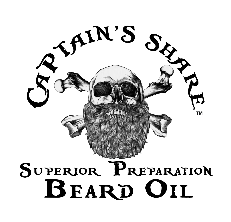 Captain's Share Superior Preparation Beard Oil
