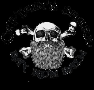 Captain's Share Bay Rum Beard Balm